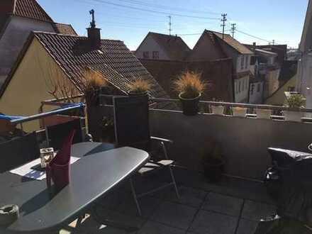 Schöne 4-Zimmer-Wohnung mit Balkon in gefragter Wohnlage