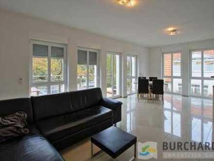 Moderne 60 m²-Wohnung im 1. OG + ausgebauten Souterrain mit 40 m²