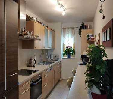 Modernisierte 2-Zimmer-Wohnung mit Balkon und Einbauküche in Memmingen