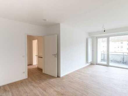 Exklusive moderne 2-Zimmer-Wohnung mit Balkon, Wohnküche, Keller (Garage optional)