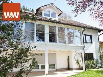 Schönes 3 - Familien - Haus mit Bergblick