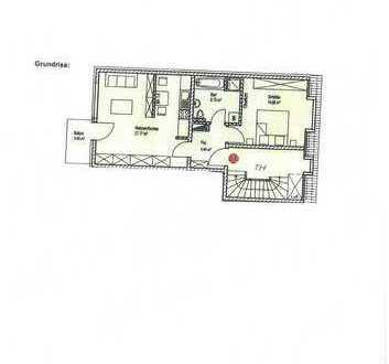Bild_Neuwertige 2-Raum-Wohnung mit Balkon und EBK