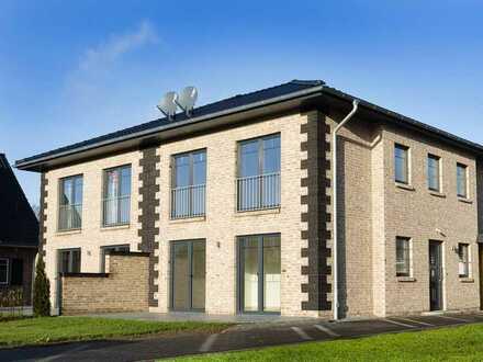 Baupartner für moderne KfW55 Doppelhaus-Hälfte gesucht
