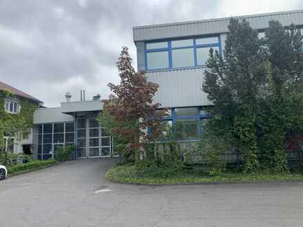 Vollvermietete Produktionsimmobilie in Dietenheim, Baden-Württemberg