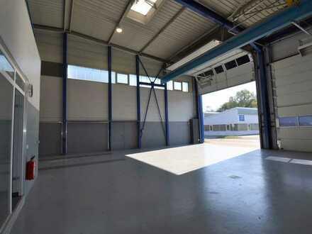 Große Gewerbehalle / Werkstatt mit 1A Anbindung in Rheinfelden