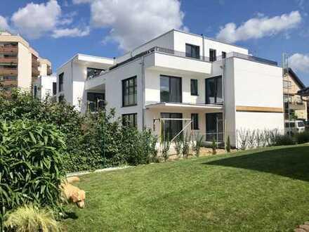 Penthouse Charakter!!! 2 Zimmer Neubau Wohnung mit großer Terrasse!!!