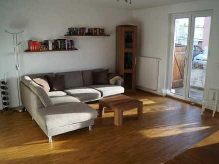 Wieder zu haben: Neuwertige 3-Zimmer-EG-Wohnung mit Terrasse, Garten und EBK in Bonn/Vilich-Müldorf