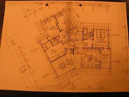 Gepflegte 3,5-Zimmer-DG-Wohnung mit Balkon in Heilbronn