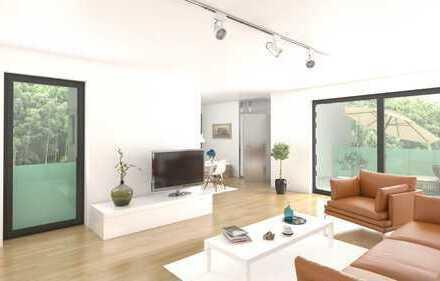 15/19 - 100 qm Penthouse - modisch - frech & hell - 2.OG - 11 qm Dachterrasse in Winsen (Aller)