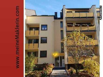 *Schwerterheide* Attraktive 3,5 Zimmer-Wohnung mit 85 m² und 2 Balkonen