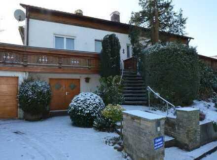 Freistehendes Einfamilienhaus mit 176qm Wfl. und Blick ins Remstal