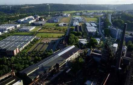 Hattingen, Henrichshütte: Verkauf von Gewerbeflächen
