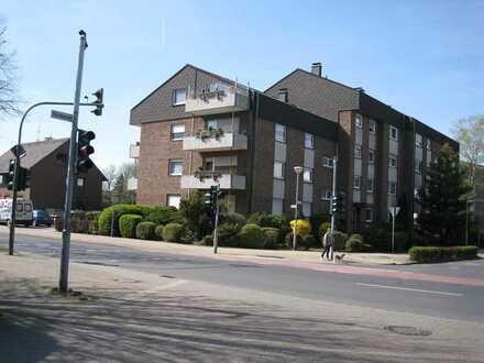 Geräumige, günstige 1-Zimmer-Wohnung in Voerde (Niederrhein)