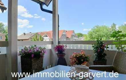 Zentrumsnah in Borken! 3-Zimmer-Eigentumswohnung im 1. Obergeschoss