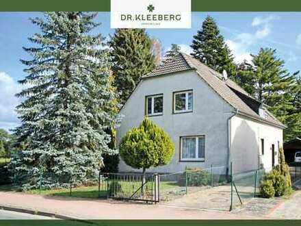 Zweifamilienhaus mit großem, idyllischem Grundstück in Randlage von Kattenvenne