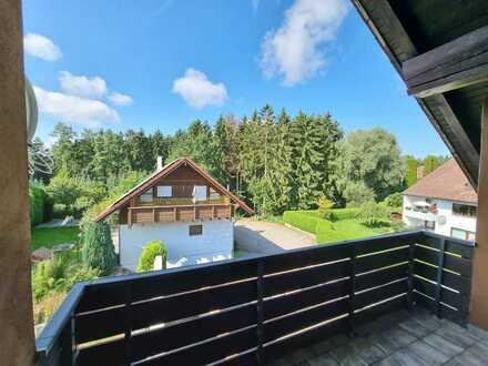 Attraktive DG-Wohnung mit vier Zimmern in Vöhringen