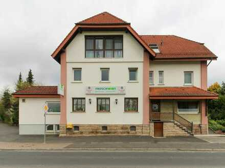Ehemaliges Gasthaus mit großem Entwicklungspotenzial in Neuhof-Dorfborn!