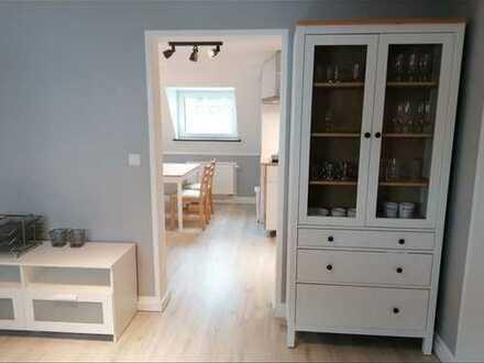 Erstbezug: stilvolle 2-Zimmer-Maisonette-Wohnung mit Einbauküche in Leverkusen für 850€ WARM