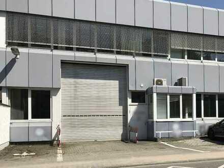 """# Traitteur - Moderne Lagerhalle für """"ruhiges"""" Gewerbe"""