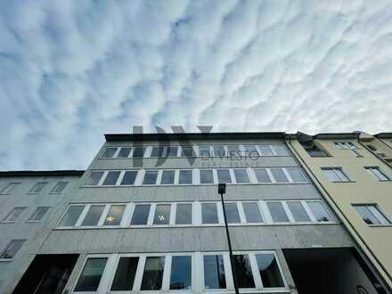 Bürofläche in Düsseldorf-Bilk zu vermieten