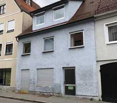 Haus mit fünf Zimmern in Memmingen, Innenstadt
