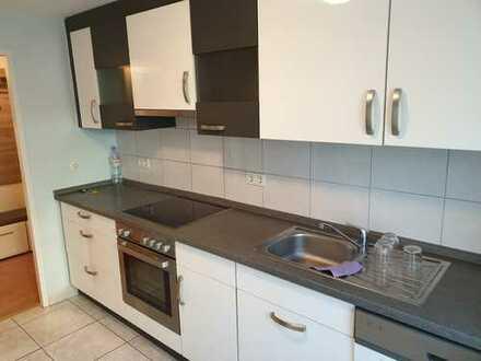 Gepflegte 2-Zimmer-Wohnung mit EBK in Wehr-Öflingen teilweise möbliert