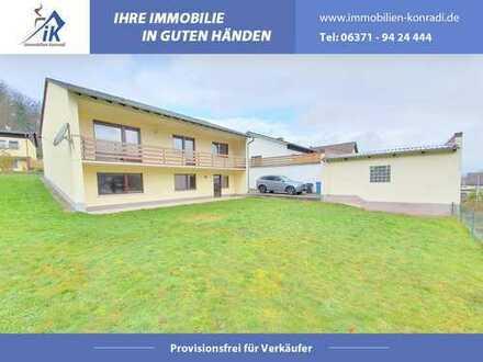 Freistehendes Einfamilienhaus in Waldrandlage