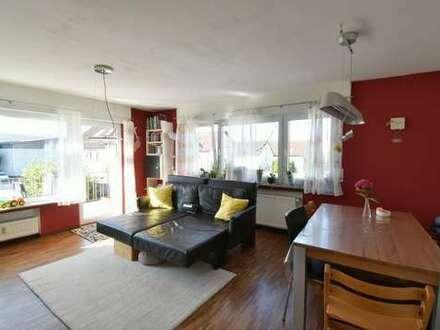 Ehningen: Ansprechende 4 Zi.-Eigentumswohnung in beliebter Wohnlage