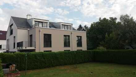 Brand new. Beautiful view, exceptional location close to the city of Munich