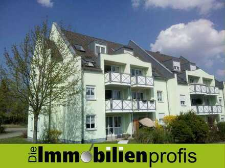 Helles 1-Zimmer-Appartement mit Stellplatz am Vogelherd in Hof