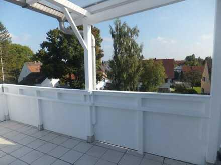 Großzügige und helle 5 Zimmerwohnung mit schöner Dachterrasse zu vermieten