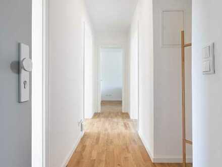 DAWONIA - Grün & Urban - sanierte 3 Zimmer-Wohnung mit Balkon