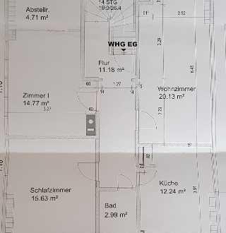 Attraktive 5-Zimmer-Maisonette-Wohnung mit Balkon und Einbauküche in Emden