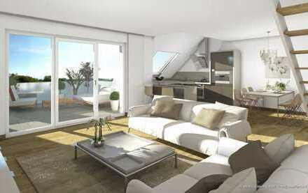 Luxuriöse Neubau Maisonette Wohnung in Brühl, provisionsfrei, barrierefrei