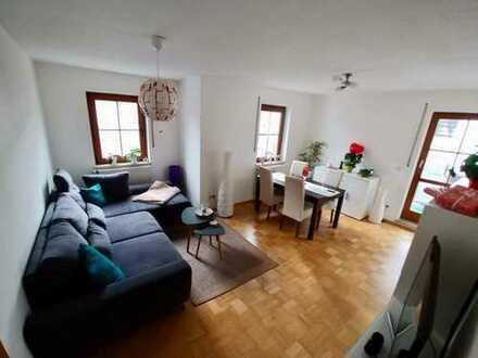 Schöne, gepflegte 3-Zimmer-Wohnung mit Balkon in Leegebruch