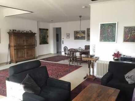Innenstadtlage ! Traum Maisonette-Mietwohnung im 3. OG. ca. 173,29 Wfl. mit Wintergarten u. Sauna.