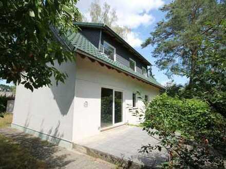 Schlichtes Einfamilienhaus in Bergfelde