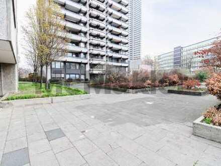 Ideale Kapitalanlage: Gepflegte 3-Zi.-ETW mit Balkon und TG-Stellplatz nahe Rheinufer in Köln-Nippes