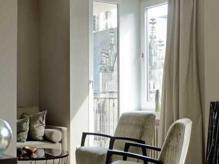 Luxus Apartment mit Blick über die Dächer von Hagen. Erstbezug nach Sanierung!