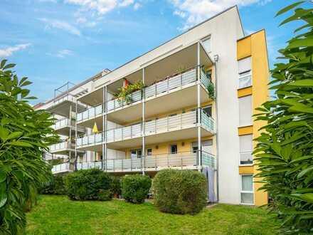 2-Zimmer-Gartenwohnung in sehr schöner und ruhig gelegener Lage in Freiburg-Riesefeld