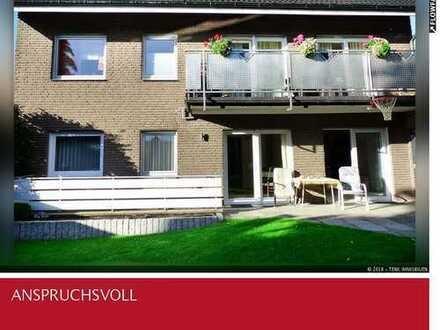Individuelle Obergeschosswohnung sucht neuen Eigentümer in Coesfeld-Lette