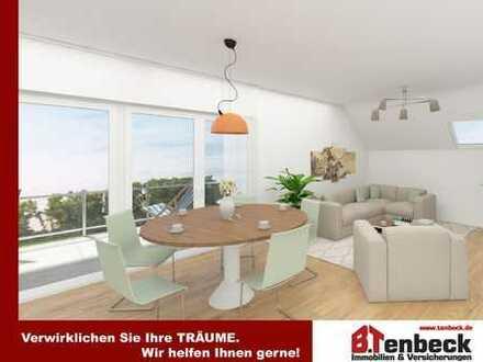 +++Modernes & helles Wohnen! Neubau - Eigentumswohnung (6) im 2. OG und DG mit Balkon in Bocholt!+++