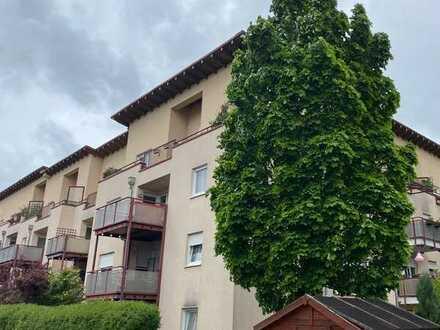 Gepflegte, helle 3-Zimmer-Wohnung mit Balkon