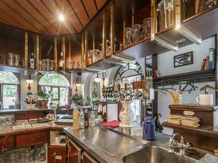 Gastrofläche in alter Tradition - Viele Wohnungen vorhanden