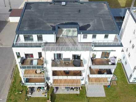 Erstbezug: Exklusive 4-Zimmer-Penthouse-Etagenwohnung im Rathaus-Quartier