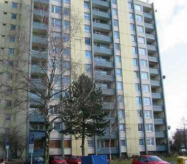 2 Zimmer-Wohnung mit Balkon im Krefelder Südwesten