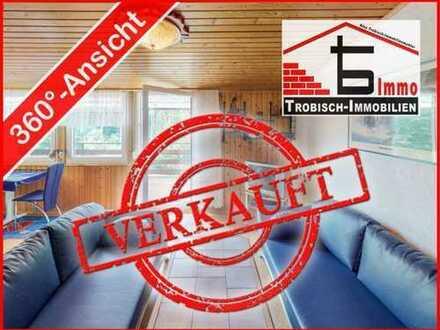 VERKAUFT! Günstige Wohnung im Grünen | Trobisch-Immobilien
