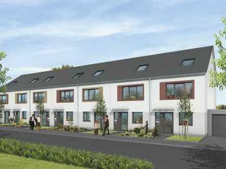 Reihenmittelhaus mit Garten+Garage in ruhiger Lage in Bergheim-Glessen