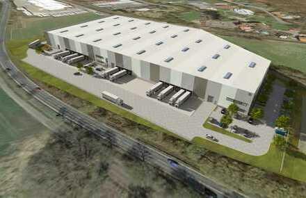 11.147 m² Logistik an der BAB5*teilbar*jetz sichern*provisionsfrei*0173 2749176