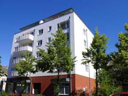 Gemütliche, helle und ruhige Wohnung mit Balkon